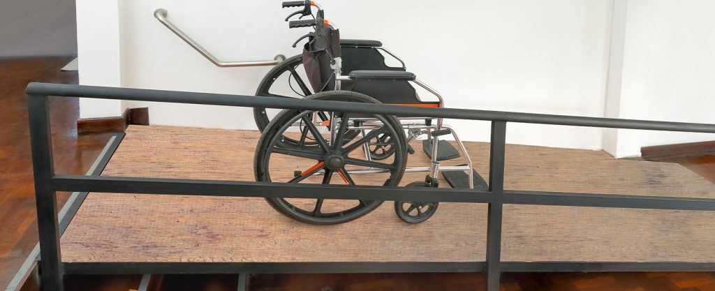wheelchair ramp toronto